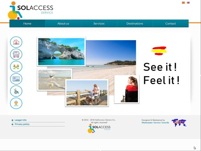 SolAccess Service